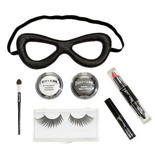 DC Comics Harley Quinn Complete Cosmetic Makeup Kit ...