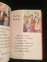 Vintage Childrens book: 1952 Wishing Well- The Alice and Jerry Books image 6