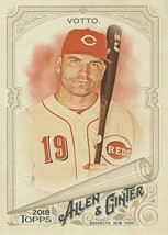 2018 Topps Allen and Ginter #20 Joey Votto  - $0.50