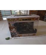 AMC The Walking Dead Daryl Dixon Pop! Rides chopper 08 Dixon's figure Fu... - $27.22