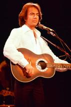 Neil Diamond White Shirt & Guitar 18x24 Poster - $23.99