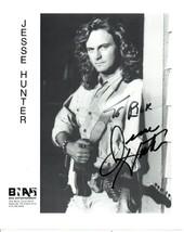 Jesse Hunter Signed Autographed Glossy 8x10 Photo - $29.99