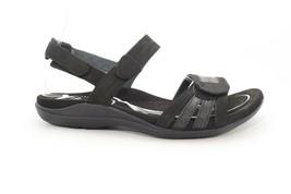 Abeo Brynn Sandals Black  Women's Size US  8 Neutral Footbed ()6047 - $110.00