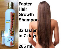 Genive Long Hair Fast Growth shampoo helps your hair to lengthen grow longer 265 - $30.00
