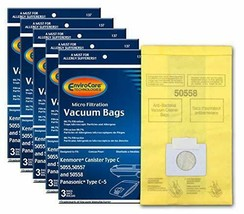 EnviroCare Replacement Micro Filtration Vacuum Bags to fit Kenmore Canis... - $13.52