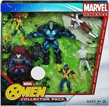 San Diego Comic Con Sdcc 2012 X-Men Collecteur 6 Ensemble de Figurines Marvel - $69.12