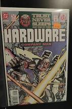 #22 Hardware Company man DC Comic Book D152 - $4.21