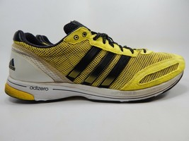 Adidas Adizero Adios 2 Größe 14 M (D) Eu 49 1/3 Herren Laufschuhe Gelb G... - $23.55