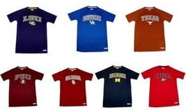 NCAA Men's Tee Shirt Training II Fusion Fit T-Shirt Short Sleeve College NEW