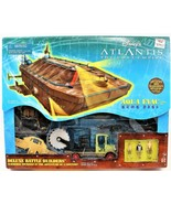 Disney Atlantis The Lost Empire Aqua Evac Action Set Mattel 2000 Free Sh... - $49.49