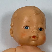 Uneeda Rubber Boy Baby Doll 6 Inches No Clothing Doll Only - $12.00