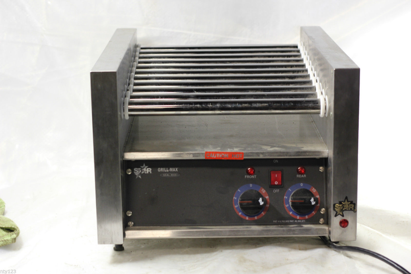 Star Grill Max, Seal Max No. 20
