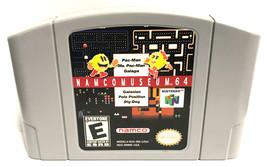 Nintendo Game Namco museum 64 - $14.99