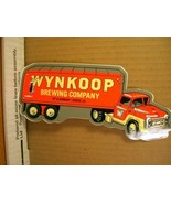 Wynkoop Brewing Company, Denver, CO Beer Stickers (~7 by 3.5 inches) - $4.49