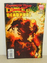 Marvel COMIC- Cable & Deadpool #46- December 2007- GOOD- L204 - $3.91