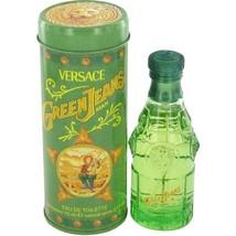 Versace Green Jeans Cologne 2.5 Oz Eau De Toilette Spray image 4