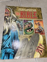 1975 DC COMICS LIMITED COLLECTORS' EDITION C-36 The BIBLE SPECTACULAR ST... - $4.99