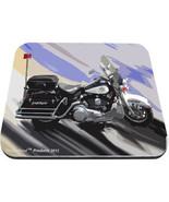 harley-davidson sheriff motorcycle mouse pad usa made - $18.99