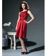 Bridesmaid / Cocktail Dress 2807....Flame....Size 2 - $44.55