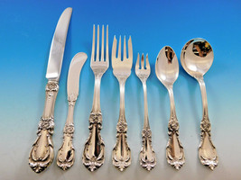 Burgundy by Reed & Barton Sterling Silver Flatware Set Service 58 Pieces - $3,495.00
