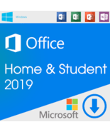 Microsoft Office Home And Student 2019 - $34.99
