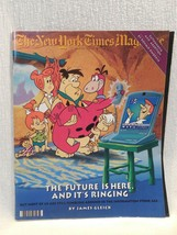 Flintstones The New York Times Magazine May 16, 1993 / Section 6 George ... - $9.95