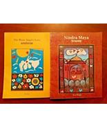 2 Nepali English Children Stories : Nindra Maya The Water Angel's Love E... - $16.93