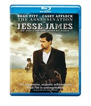 Assassination of Jesse James: By The Coward Robert Ford [Blu-ray]