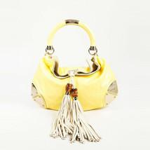 "Gucci ""Babouska Indy"" Medium Patent Leather Hobo Bag - $505.00"