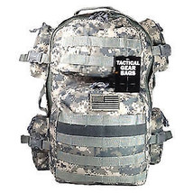 "18.5"" 2000 cu.in. TACTICAL GEAR BAGS Hunting Camping Hiking Backpack TG7... - $549,36 MXN"