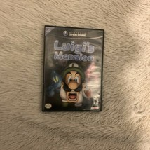 Luigi's Mansion (Nintendo GameCube, 2001) Tested-No Manual Black Label - $41.53