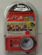 Black & Decker 79-368 Bi Metal Door Lock Installation Kit - $13.86