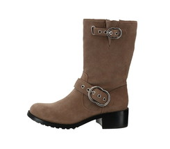 Vince Camuto Mid-Calf Boots Wilan Foxy 5M NEW S9456 - £39.72 GBP