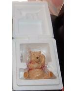 Pooh & Friends Think Think Think  Winnie the Pooh Ceramic Porcelain Figu... - $24.00
