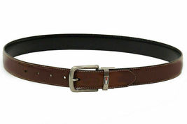 Tommy Hilfiger Men's Premium Reversible Belt Brown/Black 11TL08X014 image 3