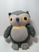 "Kohls Cares Aesops Fables Grey Hooty Owl Plush Stuffed Animal Kids Gray 10"" - $12.86"