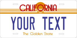 California 1982 License Plate Personalized Custom Car Auto Bike Motorcyc... - $10.99+
