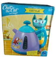 Educational Insights Chet The Cat and Friends Kettle Learning Toy Rare HTF New - $26.09
