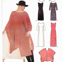 Simplicity 9324 Sizes 6-12 Uncut Misses Dress a... - $4.95