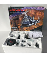 Aoshima Air Wolf SGM-08 Airwolf 1/48 scale Diecast - untested - SOLD AS IS - $273.23