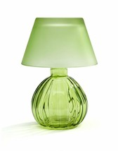StudioHome Lighting Colors Green Glass Votive Lamp Tealight Candle Holder  - €21,53 EUR