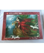 Heye Puzzle 1000 Pieces Forgotten Chris Ortega Swans Art Nr 29389 - $31.24
