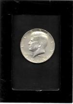 1965 Kennedy Half Dollar - Framed Coin Shadow Box - Collectible Coin - $12.00