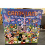 Disney Parks Authentic Mickey and Minnie Mouse Characters Candyland Game... - $36.90