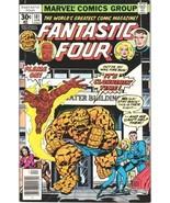Fantastic Four Comic Book #181 Marvel Comics 1977 VERY FINE/NEAR MINT - $10.69