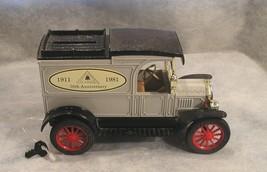 """REPLICA Die Cast 1913 FORD Model Van by """"ERTL Co"""" 70th Anniversary Vinta... - $19.80"""