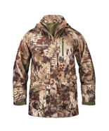 KODA Adventure Gear Youth Waterproof Hard Shell Camo Jacket, Kryptek Hi(... - $65.44