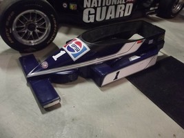Pepsi Indycar Go Cart Fiberglass Body Only Indy 500 Go Kart Fiberglass Manco - $494.01