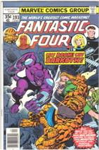 Fantastic Four Comic Book #193 Marvel Comics 1978 VERY FINE- - $7.84