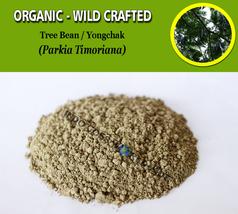 POWDER Tree Bean Yongchak Parkia Timoriana Organic Wild Crafted Natural Herbs - $8.10+